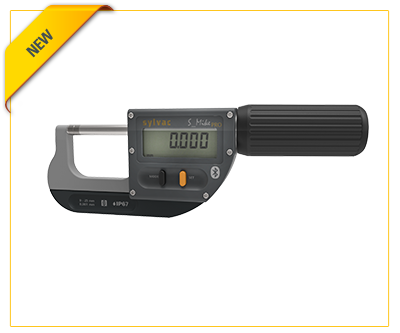 Micrometer S_Mike PRO Smart