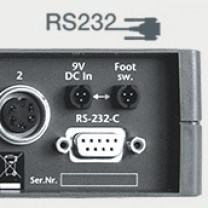Connection RS232 : type serial communication bus three minimum son, electrical, mechanical and protocol