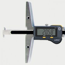 Special depth gauge with bridge 100mm and clamping screw