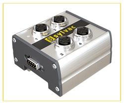 Multiplexer unit M-Bus