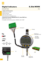 Digital indicator S_Dial WORK PLC
