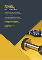 Internal measuring instruments